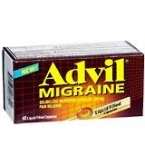 Advil Migraine Liquid Gel 40ct****OTC DISCONTINUED 3/3/14
