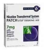 Nicotine Patch (Generic) 7mg 7/Box