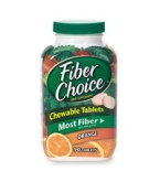 Fiber Choice Chewable Tablets Orange 90ct