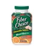 Fiber Choice Chewable Tablets Orange 90ct****MFG DISCONTINUED