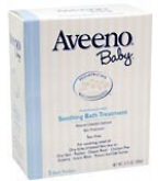 Aveeno Baby Soothing Bath Treatment 5ct****OTC DISCONTINUED 2/28/14