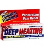Metholatum Deep Heating Rub 2oz****OTC DISCONTINUED 2/28/14