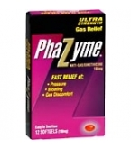 Phazyme Ultra Strength 180Mg Gelcap 12ct