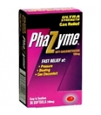 Phazyme Ultra Strength 180Mg Gelcap 36ct*******MFG DISCONTINUED 2/13/14
