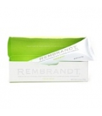 Rembrandt Plus Premium Whitening Toothpaste With Fluoride and Peroxide Fresh Mint  2.6oz