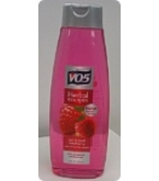 VO5 Herbal Escapes Sun Kissed Raspberry Balancing Shampoo 15 oz
