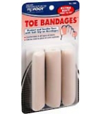 ProFoot Toe Bandages One Size  Each