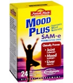 Nature Made MoodPlus SAM-e 200 mg Tablets - 24