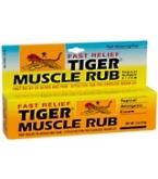 Tiger Muscle Rub 2 oz