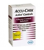 Accu-Chek Active Control 1-High 1-Low****OTC DISCONTINUED 2/28/14