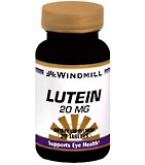 Windmill Lutein 20 mg Tablets  30ct**********PRODUCT DISCONTINUED 9/8/14