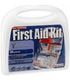 First Aid Only First Aid Kit All Purpose 131 Pieces FAO-132