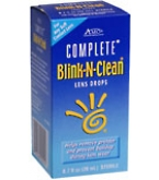 Complete Blink-N-Clean Lens Drops 20 ml