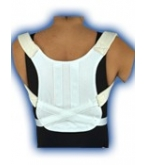 Posture Support White Universal-Bell Horn