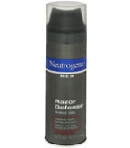 Neutrogena Men Razor Defense Shave Gel 7oz***otc Discontinued  2/25/14