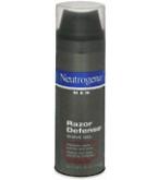 Neutrogena Men Razor Defense Shave Gel 7oz***otc Discontinued  2/25/14