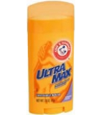 Arm & Hammer Ultramax Anti-Perspirant/Deodorant Invisible Solid Powder Fresh 2.6oz****OTC DISCONTINUED 3/4/14