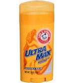 Arm & Hammer Ultramax Anti-Perspirant/Deodorant Invisible Solid Unscented 2.6oz