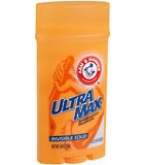 Arm & Hammer Ultramax Anti-Perspirant/Deodorant Invisible Solid Unscented 2.8 oz****OTC DISCONTINUED 3/4/14