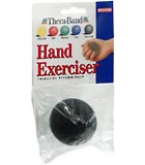 Thera-Band Hand Exerciser Black (Firm)