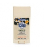 Toms of Maine Natural Deodorant Stick Unscented 2.25oz****OTC DISCONTINUED 2/28/14