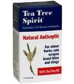 Tea Tree Spirit Antiseptic 1oz