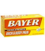 Bayer Back & Body Pain Caplet 100ct
