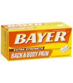 Bayer Back & Body Pain Caplet - 50