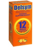 Delsym 12 Hour Cough Relief 5 oz