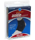 Mueller Sport Care Adjustable Ankle Support One Size Black 4547