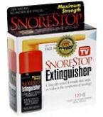 SnoreStop Extinguisher Oral Spray 0.4 oz