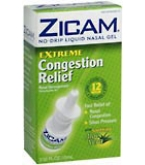 Zicam Extreme Congestion Relief Nasal Gel - .5 oz
