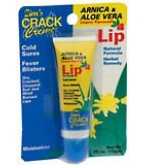 Zims Crack Creme Lip Formula Cherry Flavored  0.35 OZ