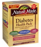Nature Made Diabetes Health Pack 30 ct