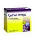 Unifine Pentips 31 Gauge Short 5/16 inch 8mm 100/Box