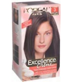 L'Oreal Excellence Creme - 3 Natural Black