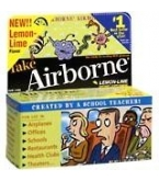 Airborne Effervescent Lemon-Lime 10ct****OTC DISCONTINUED 3/3/14