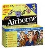 Airborne Effervescent Lemon-Lime 10ct****OTC DISCONTINUED 3/3/14