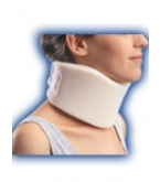 Cervical Collar White 3.5 Inch-Bell Horn