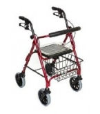 Blazer 4 Wheel Walker - Blue W1630DB