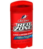 Old Spice Red Zone Deodorant Long Lasting Stick Aqua Reef  3.25 oz