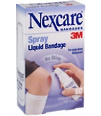 Nexcare Liquid Bandage Spray  18 ML