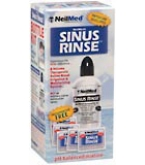 NeilMed Sinus Rinse Bottle Kit