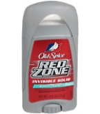 Old Spice Red Zone Anti-Perspirant/Deodorant Invisible Solid Pure Sport 2.6oz