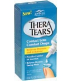Theratears Contact Lens Drops 0.34 oz