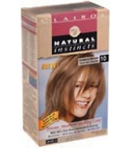 Natural Instincts - 10 Sandalwood (Dark Ash Blond)
