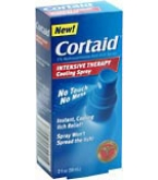 Cortaid Intensive Therapy Cooling Spray  2 OZ
