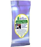 No Rinse Bathing Wipes 8ct