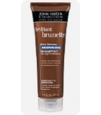 John Frieda Brilliant Brunette Shine Release Moisturizing Shampoo For All Shades  8.45 oz