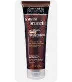 John Frieda Brilliant Brunette Light Reflecting Daily Conditioner Chestnut To Espresso 8.45 oz